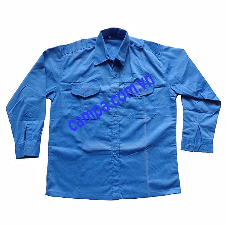 áo bảo vệ dài tay