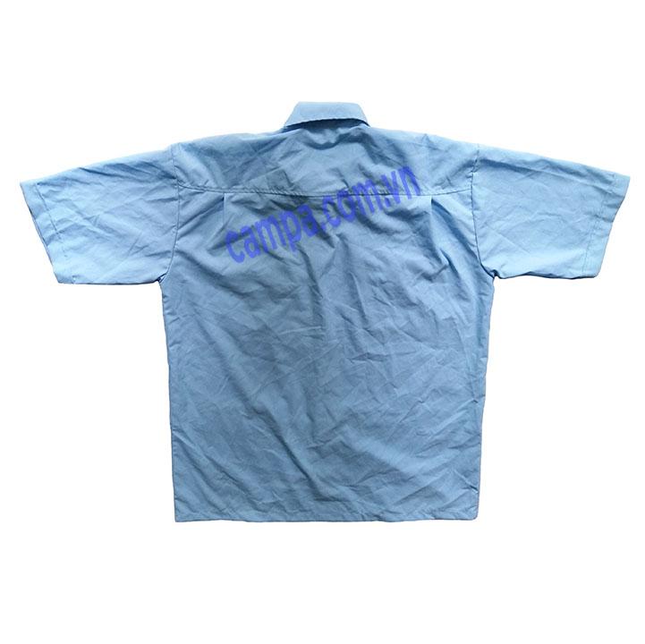 áo bảo vệ vải for