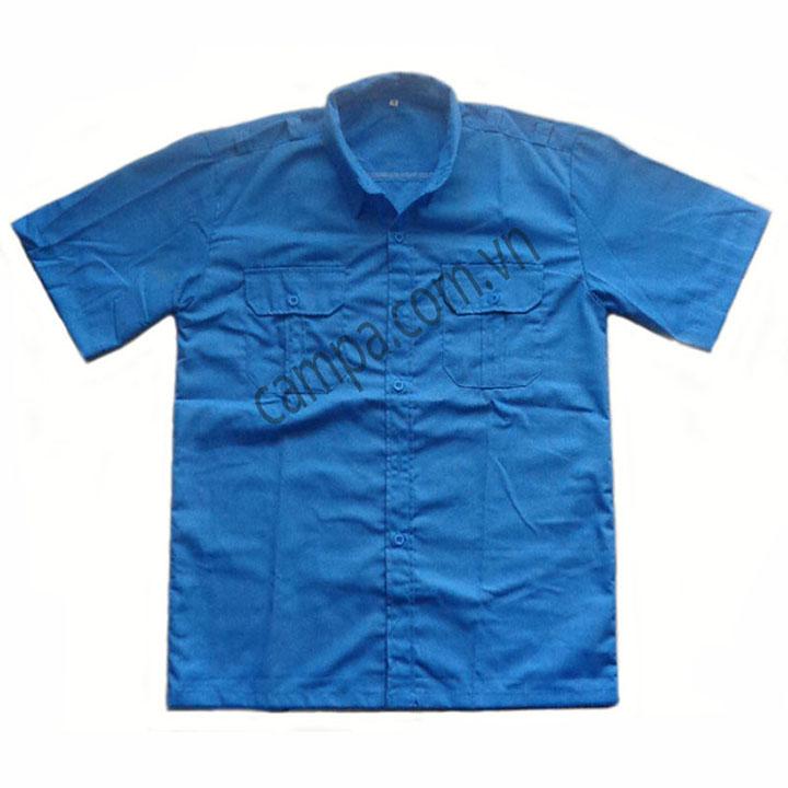 áo bảo vệ vải si