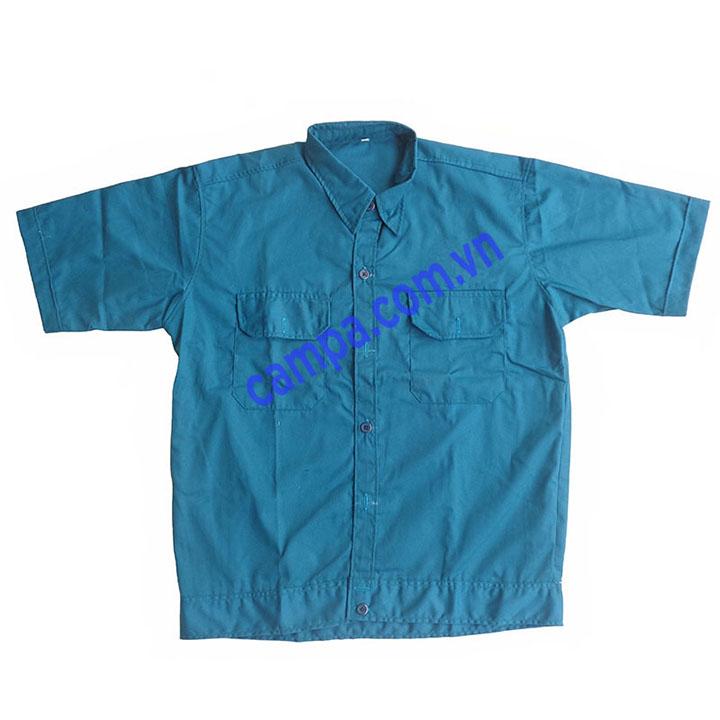 áo công nhân