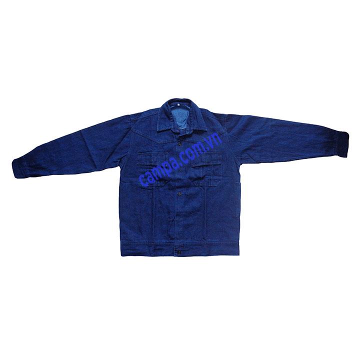 áo jean bảo hộ