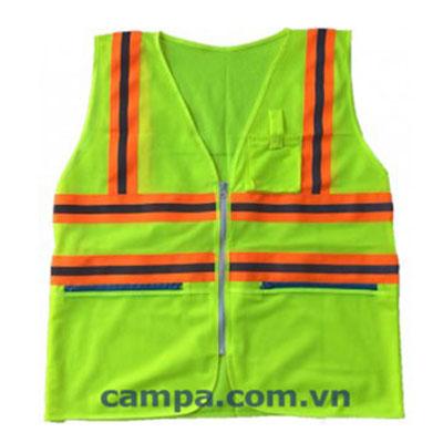 áo phản quang 3m có túi