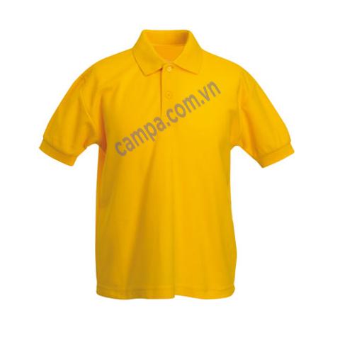 áo thun công nhân vải cotton