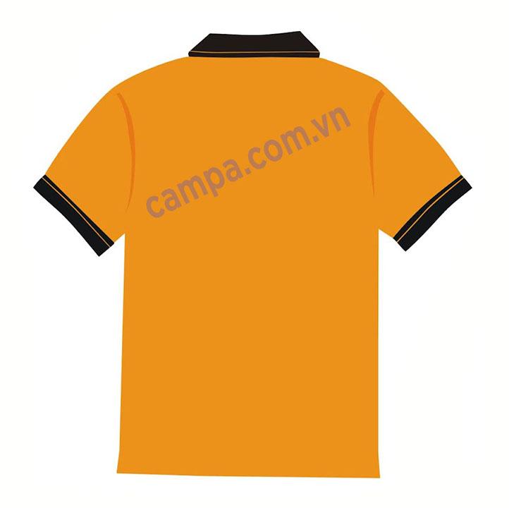 áo thun công nhân vải pe