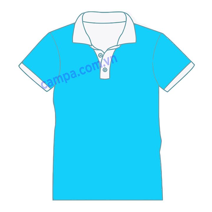 áo thun nhân viên bán hàng