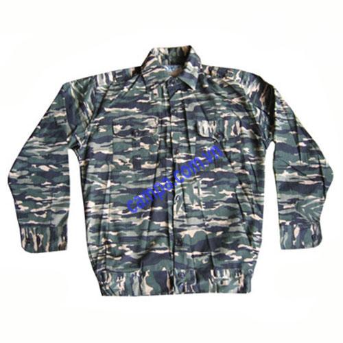 áo vải rằn ri