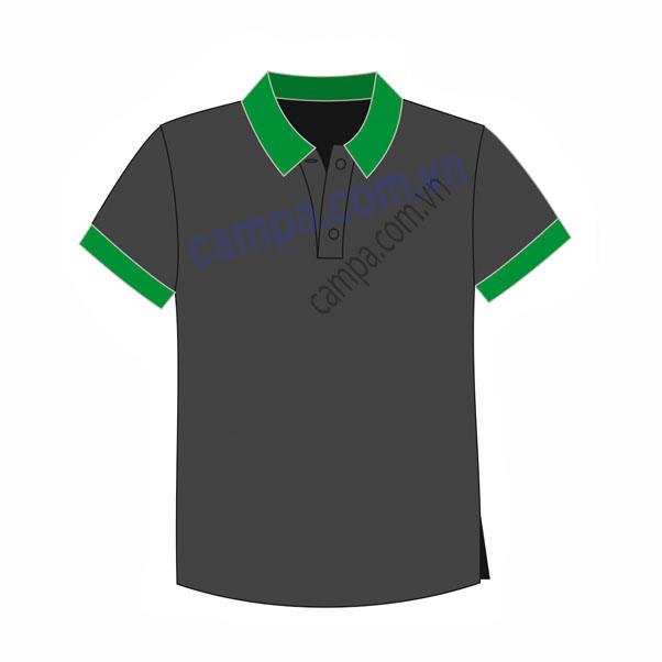 đồng phục áo thun nhà máy