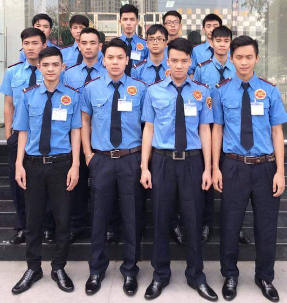 Đồng phục vệ sĩ tốt