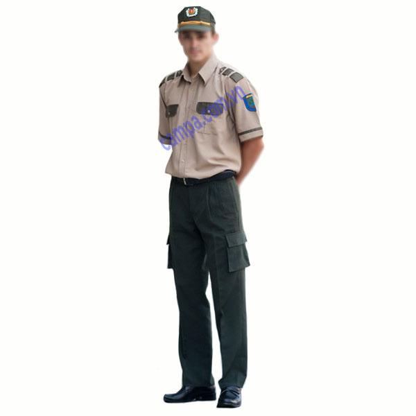 đồng phục vệ sĩ