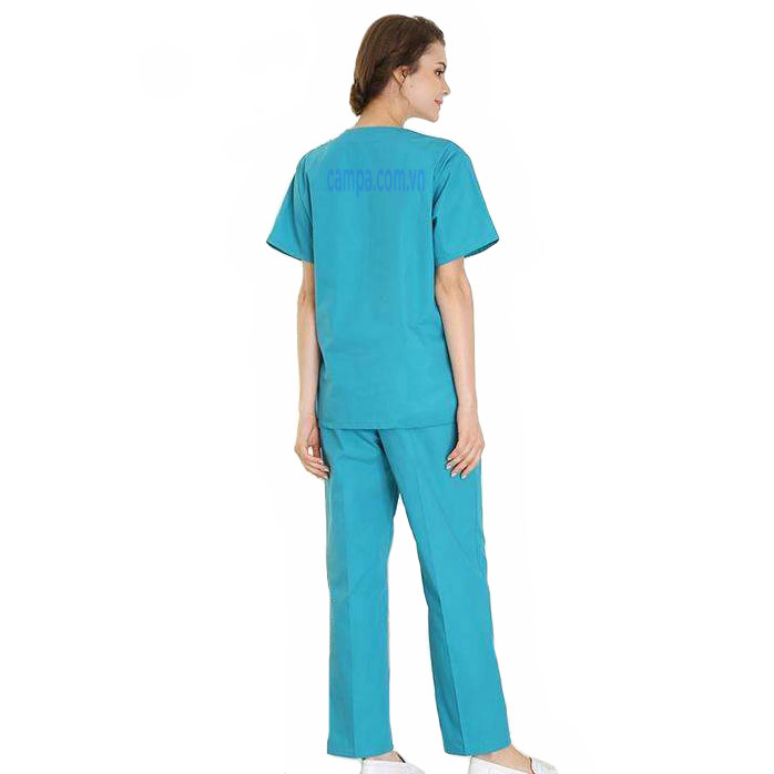 Quần áo bệnh viện 1