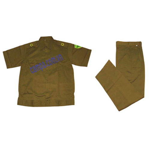 quần áo công an xã